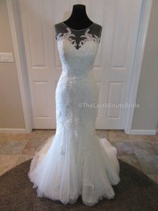 Kenneth Winston Be307 Wedding Dress