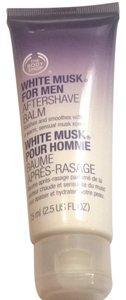 The Body Shop The Body Shop White Musk For Men Aftershave Balm 75ml