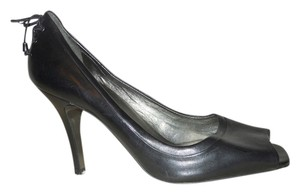 Jessica Simpson Leather Mbch black Pumps