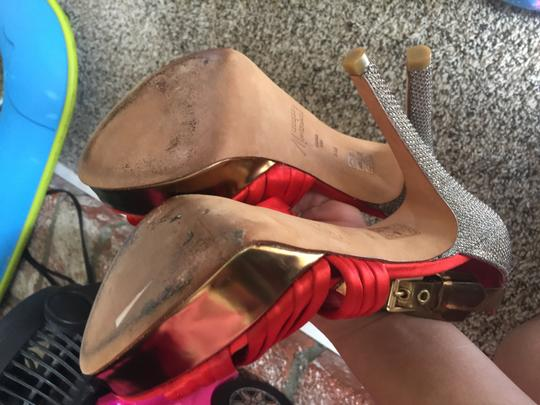 Guess By Marciano Red/gold Formal