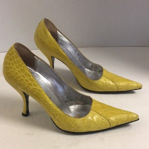 Dolce&Gabbana yellow Pumps