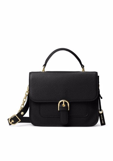 Preload https://img-static.tradesy.com/item/20886210/michael-kors-cooper-large-school-black-leather-satchel-0-0-540-540.jpg
