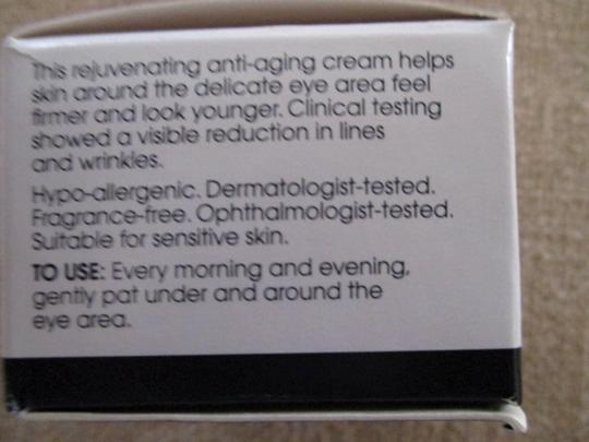 Avon NWT Solutions Plus+ Ageless Results Eye Cream by Avon