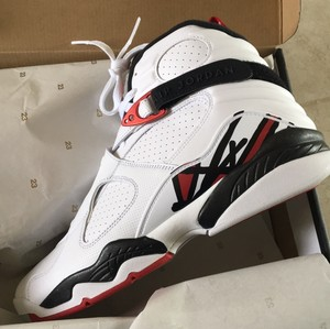 Air Jordan white/Gym Red-Black-Wolf Grey Athletic