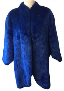 Other Faux Fur Club Trendy Sexy Fur Coat