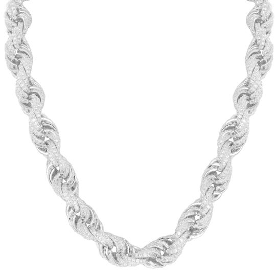 Other Rope Link Necklace 24