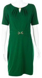 Ellen Tracy Sheath Fitted Dress