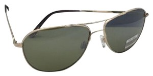 Serengeti SERENGETI Photochromic Polarized Sunglasses ALGHERO 8542 Gold Aviator