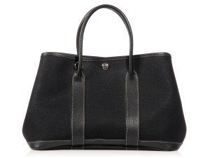 Hermès Hr.k0928.09 Tpm Fabric Leather Tote