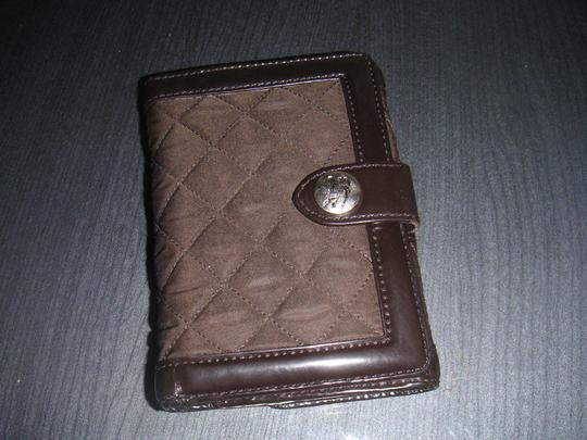Burberry Burberry canvas wallet