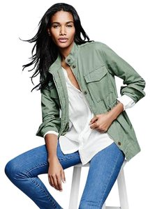 Gap Military Cargo Military Field Utility military green Jacket
