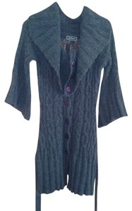 Guess Short Sleeves Tunic Long Style Sweater
