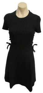 RED Valentino Fit And Flare Knit Dress