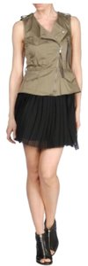 Diesel short dress olive on Tradesy