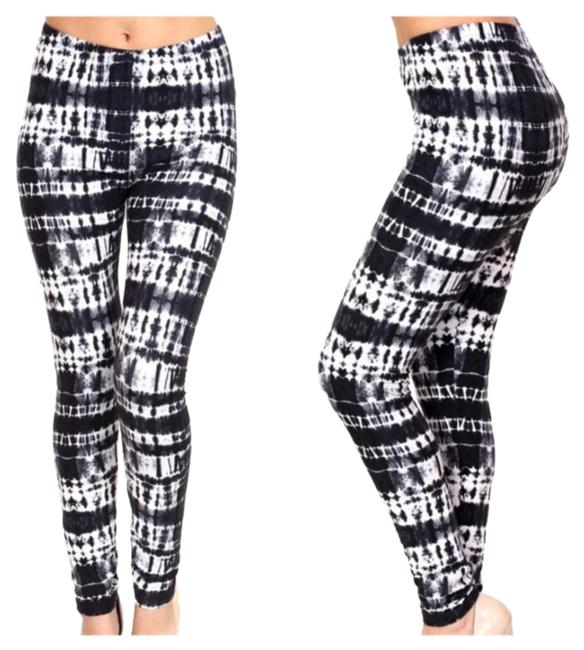 Preload https://img-static.tradesy.com/item/20887471/black-tye-dye-new-super-soft-leggings-size-os-one-size-0-1-650-650.jpg