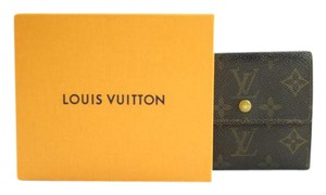 Louis Vuitton Monogram Elise Wallet 86LVA3117