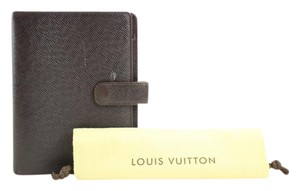 Louis Vuitton Taiga Agenda MM 89LVA3117