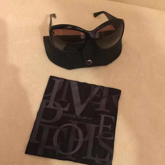 Oliver Peoples Silver & Gold Rhinestones