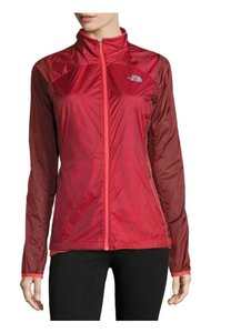 The North Face Better Than Naked Running Jacket in Biking Red