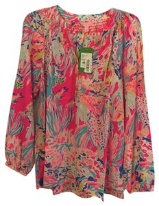 Lilly Pulitzer #lillypulitzer #elsa Top Sunken Treasure
