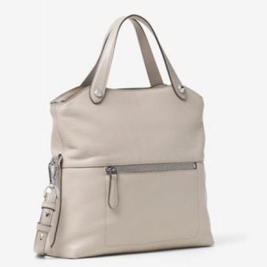 Michael Kors Crossbody New With Tags Satchel in Cement