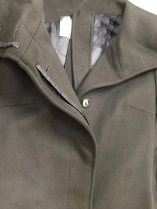 Burberry London Burberry Wool Cashmere Trench Coat