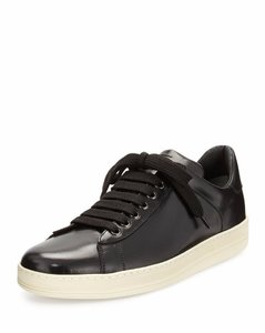 Tom Ford Black Leather Russel Athletic