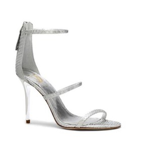 Vince Camuto Nwt New With Tags Silver Sandals