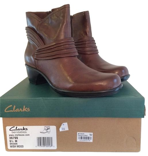 Preload https://item4.tradesy.com/images/clarks-brown-price-reduced-bendables-wish-mood-leather-bootsbooties-size-us-95-regular-m-b-2088853-0-0.jpg?width=440&height=440
