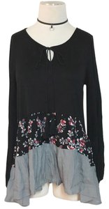 Andree Top Blk/multi