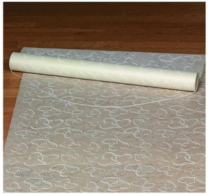 Two Hearts Design Romantic White Wedding Aisle Runner 100 Ft X 3 Ft