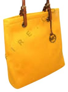 Michael Kors Tote in mustard- yellow