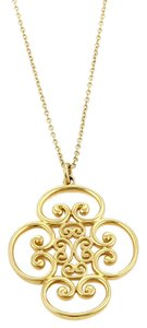 Tiffany & Co. Tiffany & Co. Picasso Venezia Goldoni Quadruplo 18k Gold Pendant