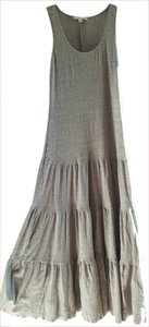 Gray Maxi Dress by CAbi