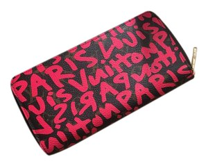 Louis Vuitton Stephen sprouse grafitti zippy wallet (authentic)