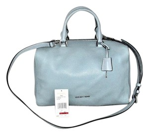Michael Kors Next Day Shipping Satchel in Dusty Blue