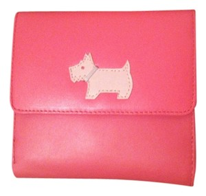 RADLEY LONDON Pink wallet with coin purse