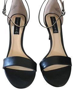 Steven Steve Madden black Sandals