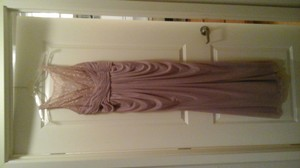 David's Bridal Rose Gold N/a Dress