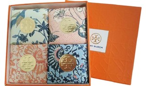 Tory Burch NEW Tory Burch fragrance shower Bath Soap Set of Four with Box Gift