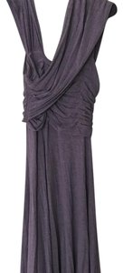 Purple Maxi Dress by Anthropologie