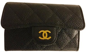Chanel REDUCED PRICE!!! Chanel Caviar Card Holder