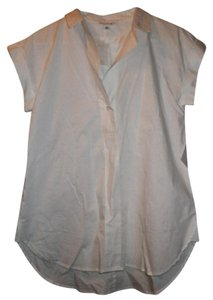 Stella Luce Cotton V-neck Summer Spring Tunic