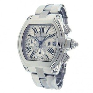 Cartier Cartier Roadster W62019X6 Stainless Steel Chronograph Automatic Silver