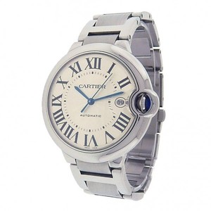 Cartier Cartier Ballon Bleu W69012Z4 Stainless Steel Automatic Silver Men's