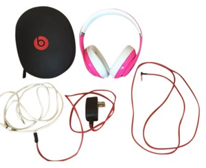 Dr Dre Beats Studio by Dr Dre Limited Edition Pink