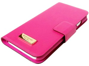 Kate Spade NEW!!! Tags Kate Spade Pink Leather iphone 6 6s Case Tech Phone