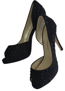 Caparros black Platforms