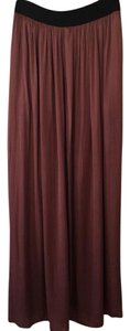 Anthropologie Maxi Skirt mauve