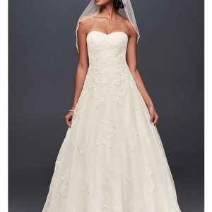 David's Bridal Wedding Dress Wedding Dress